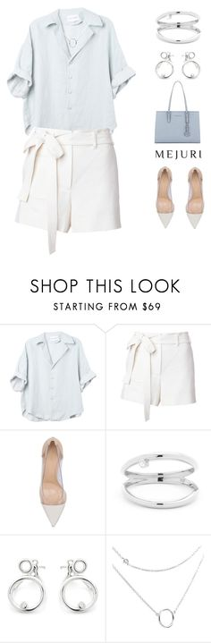 """""""Simple { playlist }"""" by hey-its-lexiib ❤ liked on Polyvore featuring Helmut Lang, Gianvito Rossi, MICHAEL Michael Kors, simple, simpleset, contestentry and jenchaexmejuri"""