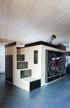 Kammerspiel - iso huonekalu pieneen kotiin | Oikotie - Kotiin