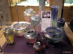 Corning Museum of Glass, in Corning, New York