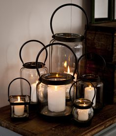 French Country Collections - Cabin Lanterns
