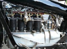 Nimbus I (Ofenrohr) 1927 engine