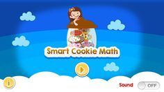 Smart Cookie Math - Addition & Subtraction App to master fact fluency!