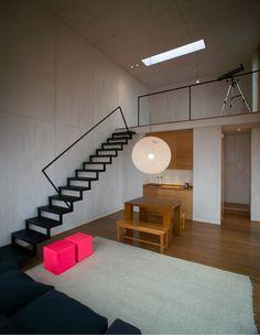 "smallspacesblog: "" Pangal Cabin by EMa Arquitectos """
