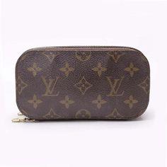 Louis Vuitton Trousse Blush PM  Monogram Small bags Brown Canvas M47510