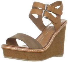 DV by Dolce Vita Women's Janna Wedge Sandal
