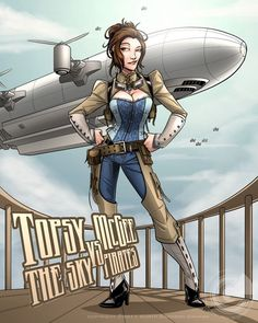 Image result for cartoon winking steampunk inventor