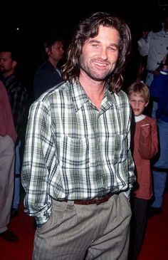 Kurt Russell when he was a little younger.... oh my