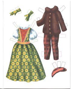 фотомодель Проф-Пресс 2010 – Nena bonecas de papel – Webová alba Picasa