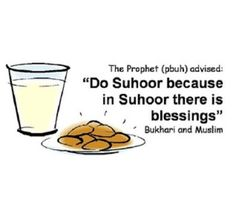 A New Muslim: The Blessings of Suhoor (Sehri) Hadith Quotes, Muslim Quotes, Quran Quotes, Hindi Quotes, Ramzan Eid, Hadith Of The Day, Islamic Phrases, Beautiful Islamic Quotes, Allah Love