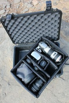 4 reasons to buy a Pelican case is the title of today's feature article. Photo copyright Brad Wiegmann Outdoors. http://www.bradwiegmann.com/tackle/accessories-and-electronics/1137-4-reasons-to-buy-a-pelican-1500-protector-case-.html