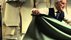 TAILOR'S TIPS by Vitale Barberis Canonico Episode 2: Preparation for cut...