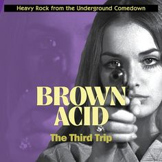 '70s stoner rock comp 'Brown Acid: The Third Trip' is coming (stream a track)