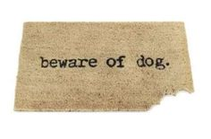 Image result for funny doormats