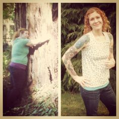 VEGAN BEFORE & AFTER DANI. (Part 1) Vegetarian now vegan. Week 10 plus goal! 70 pounds gone forever. On the left, you'll see me at my heaviest, about 199 pounds. Yes, I chose one of the most unflattering photos I could find. And yes, I'm hugging a tree :P On the right, that's me today, feeling healthy and happy! , I focus on nutrition and vitamins. I track my nutrients to ensure I'm giving my body the important things it really needs, and not just focusing on the calories.