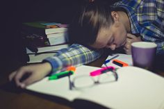 Sleepy Students: What Being Tired Does to Teens