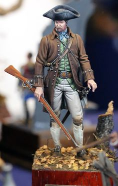 Colonial Minuteman