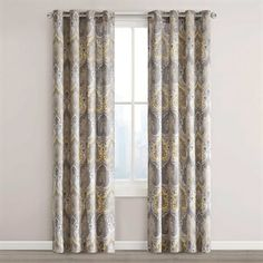 103 Best Curtains Silver And Gold Images Curtains