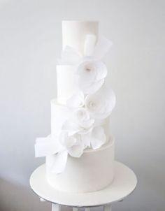 Wedding Cake Inspiration - Sweet Bakes