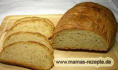 Rezept Bauernbrot mit Sauerteig auf Mamas Rezepte Homepage