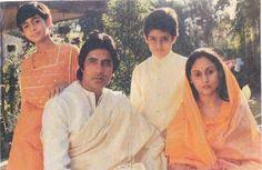 Amitabh Bachchan Family...#Bollywood