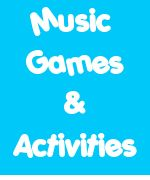 SINGING TIME IDEA: Some of these could be adapted to Singing Time. Storytime Songs music games and activities