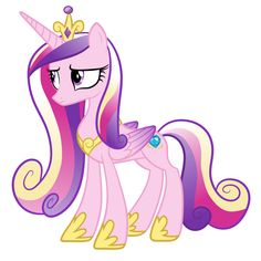 Princess Cadance isn't just my freind she is royalty