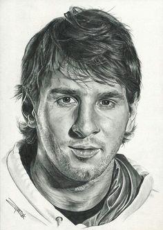 Lionel #Messi, la pulga más grande del mundo #FCB #Argentina