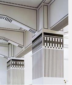 Otto Wagner, Post Office Savings Bank, Vienna