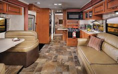 2013 Citation Motorhomes: Class C RV by Thor Motor Coach.