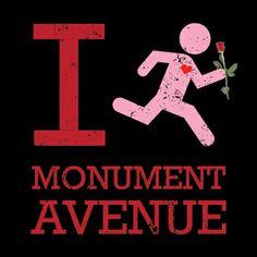 Valentines Run Monument Avenue #ukrops10k
