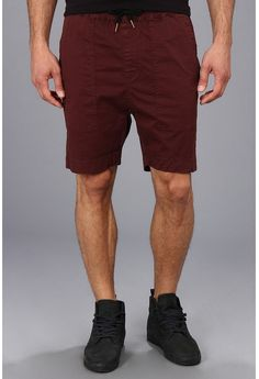 Burgundy Shorts by Zanerobe. Buy for $29 from 6pm.com