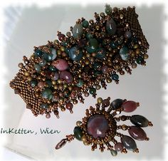 InKetten: Bead Embroidery