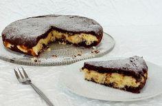 Brownie kókuszkrémmel - Ez egyszerűen isteni!