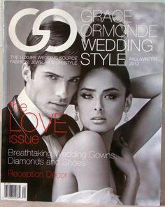 GO Grace Ormonde WEDDING STYLE Magazine LOVE Issue LUXURY Fashion JEWELRY Lifest | eBay