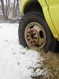 Snow-Car-Tire