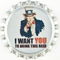 I want you to drink beer :)