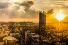 LYON   Tour Incity   Valode & Constantin   202m   40 étages   Construite   2011-2015 - Page 468 - SkyscraperCity