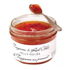 Tangerine & Red Pepper Jelly | Wildly Delicious Fine Foods