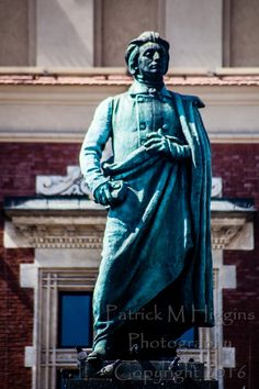 Adam Mickiewicz Monument, writer and poet. Writers And Poets, Krakow, Statue, City, Image, Beautiful, Cities, Sculpture, Sculptures