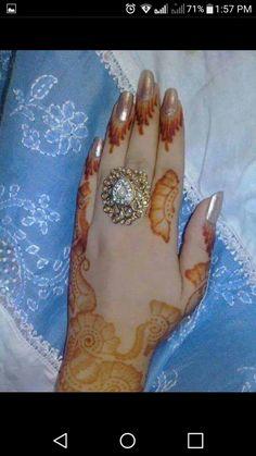 Henna Art, Hand Henna, Beautiful Mehndi, Hand Tattoos