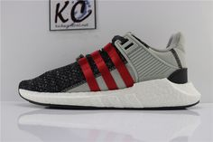 a9bc8227d Adidas EQT Overkill Support White Black Red BY2913