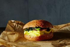 How to Make the Best Egg Sandwich Without a Recipe   from Food52