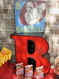 cutest baseball theme party ideas
