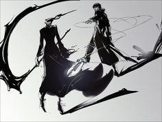 Celty and Hei