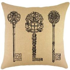 Key Pillow
