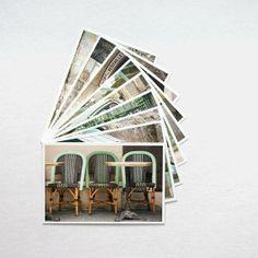 Paris prints from The Paris Print Shop
