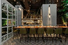 Appetizing Design: 10 New and Noteworthy NYC Restaurants   Projects   Interior Design