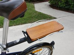 bike rack option for messenger bag