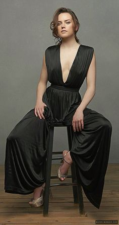 The beauty of Daisy Ridley