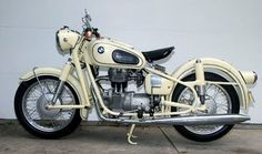 BMW R27 motorcycle